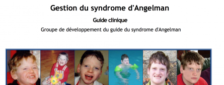 Guide de gestion clinique du syndrome d'Angelman