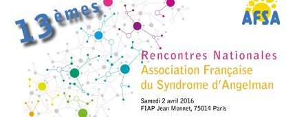 Inscription Rencontres Nationales de l'AFSA - 2 avril 2016