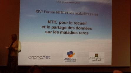 Retour Forum Orphanet