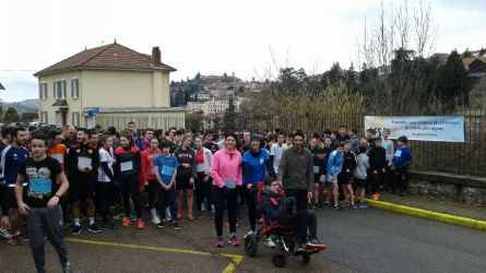 Cross solidaire - Thizy (69)