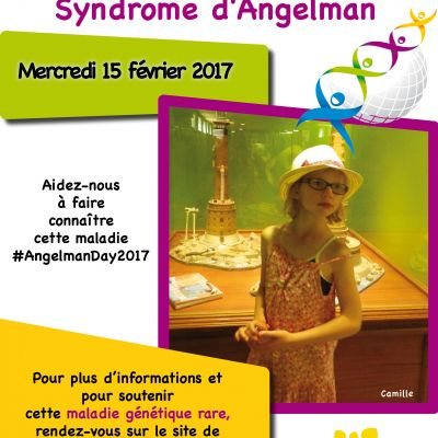 Journée Internationale du Syndrome d'Angelman 2017