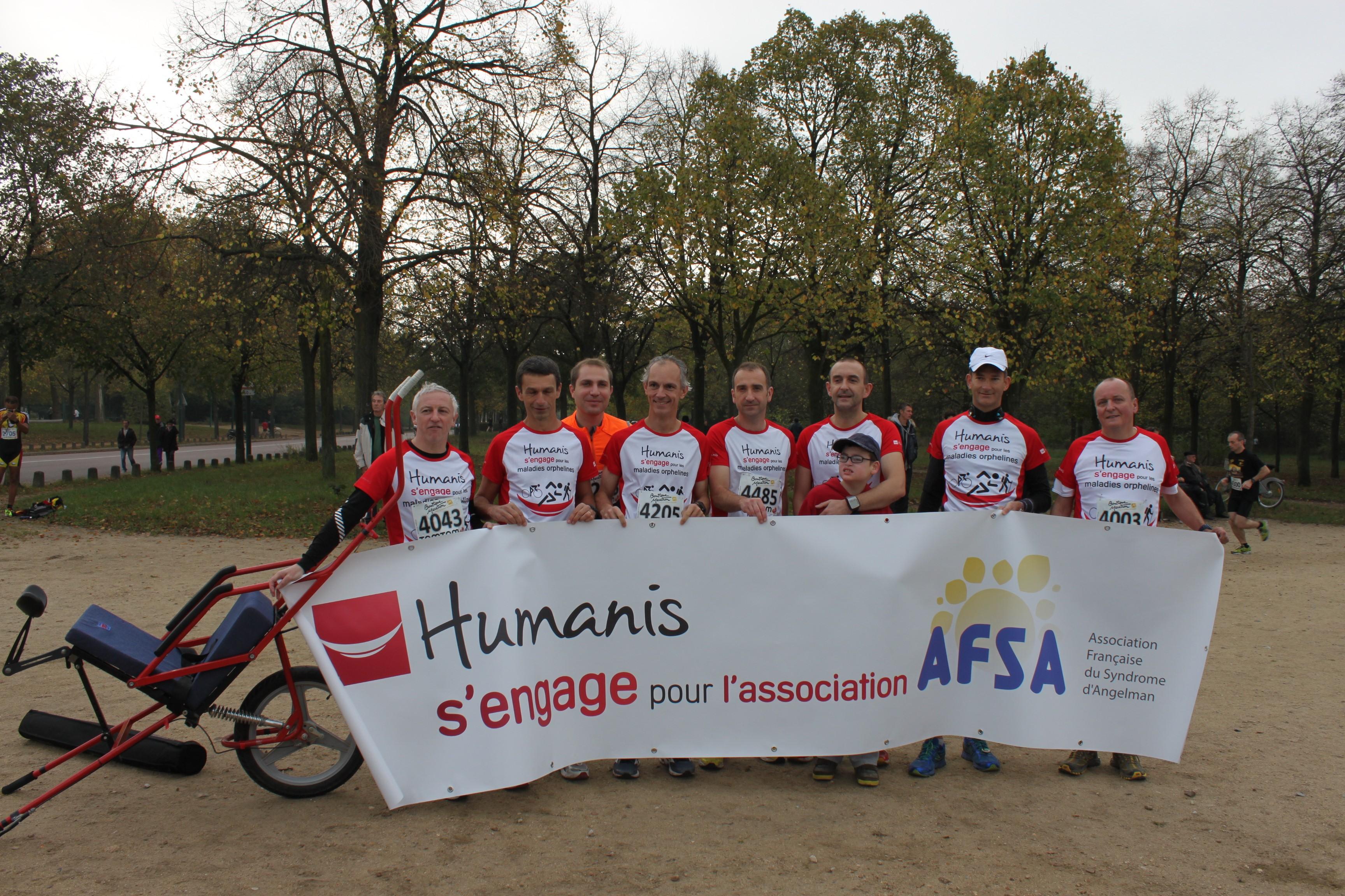 Semi Marathon Bois De Vincennes - Humanis Retour Semi marathon du Bois de Vincennes AFSA